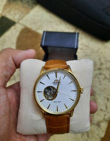 Швейцарские часы Orient с автоподзаводом