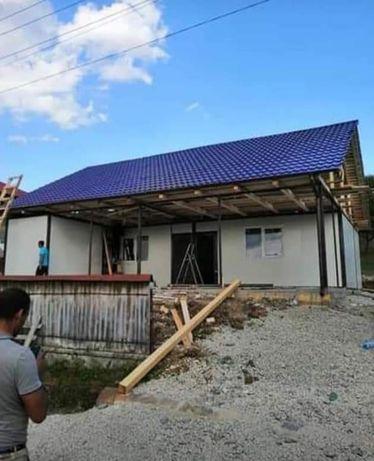 Vindem cabane din lemn ,Aframe sau containere stil casa locuibile