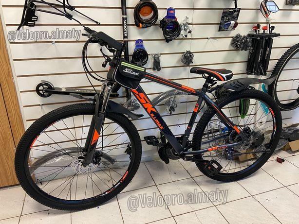 Велосипед Велик 29 колесо 20 рама Взролсый Качественный до 120 кг