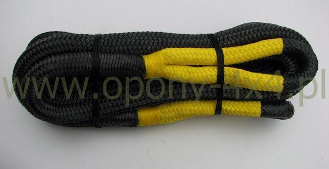 Sufa cinetica neagra (fabricata din nylon 66) 28mm X 8m , 16.5 T