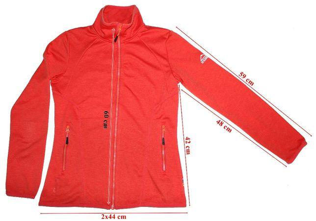 Bluza polar interior McKinley, Dry-Plus, dama, marimea 36(S)