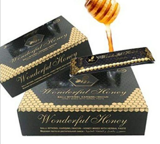 Wonderfoul honey  miere  12 pliculete