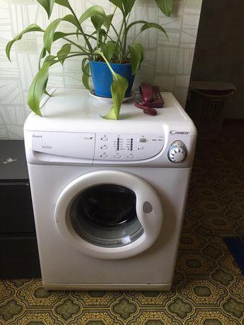 Отличная стиральная машина  Candy 5 кг