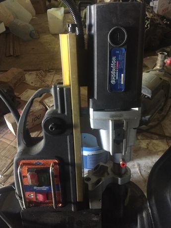 Магнитаная дрель для метлоконструкций продам или сдам в аренду