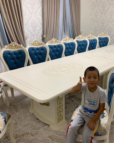 Стулья и столы 3 года гарантии