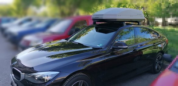 Багажник, автобокс/кутия, куфар за багаж под наем Thule/Kamei