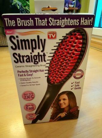 Симпли Стрейт електрическа керамична четка за изправяне на коса