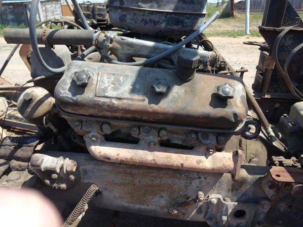 Двигатель маз 236, кпп состояние хорошее