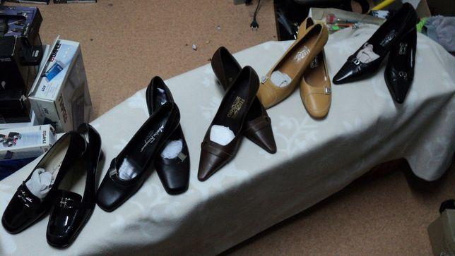 Pantofi Salvatore Ferragamo originali