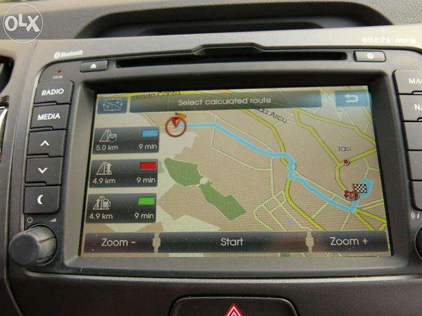 Harti Navigatie Hyundai Tucson,SantaFe,ix35,i40/ Kia Sportage, 2021
