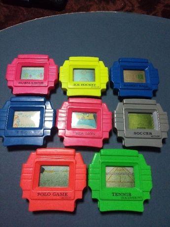 Само за ценители! Предлагам турски игри-приставки за джобна конзола!
