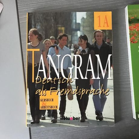 Manual Germana, editura Hueber, Tangram Deutsch als Fremdsprache A1