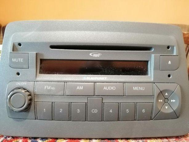 Radio CD Mp3 Blaupunkt Fiat