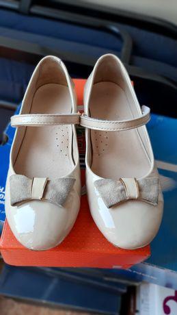 Туфли для девочки,лето