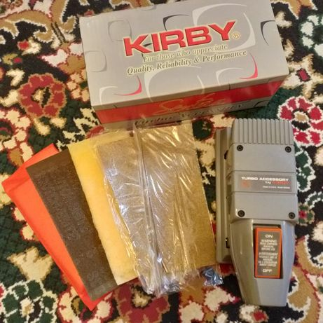 Kirby турбо-щетка с насадками, новая для пылесоса Кирби