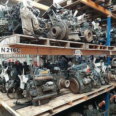 Motor Kubota, Deutz, Yanmar, Lister , Mitsubishi dezmembrari