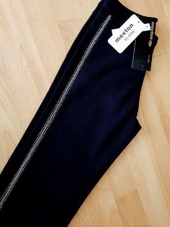 Pantaloni Mexton/vipusca argintie/super calitate/marimi S M L