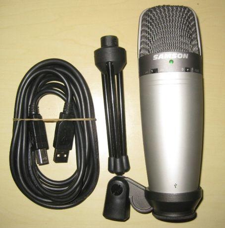 Студийный микрофон - samson c03u