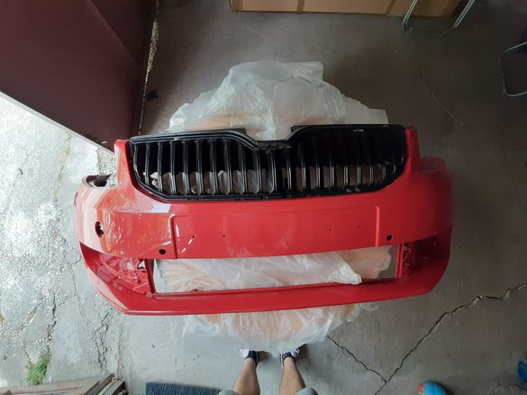 Предна броня за skoda Octavia/  Audi A4 /Toyota Aygo