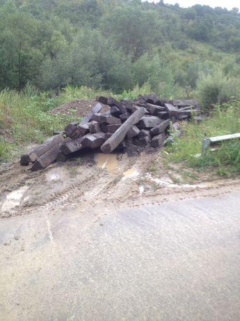 Traverse beton cale ferată