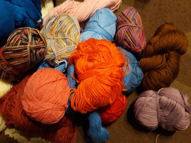 Fire de crosetat/ tricotat