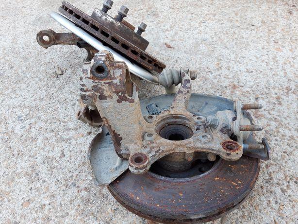 Fuzeta fata cu rulment / apărătoare SKODA AUDI SEAT VW 2.0 tdi 140 cai