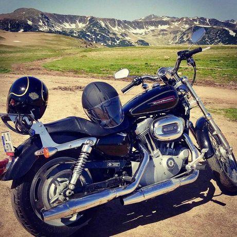 Harley Davidson XL 883 L Superlow, 2010