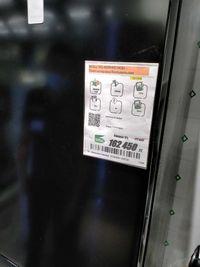 HD-400RWE1N(B)/Холодильник Midea (цвет черный)