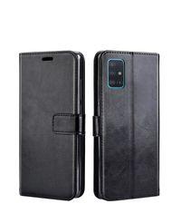 Кожен Калъф Тефтер за Samsung Galaxy A41 A51 A71 A10 A20e A30s A50 A70