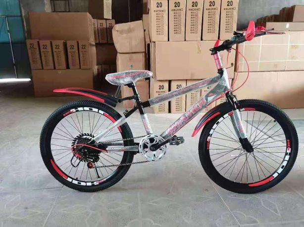 Велосипед 20d новый
