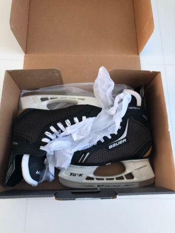 BAUER - оригинални професионални кънки за лед номер 35