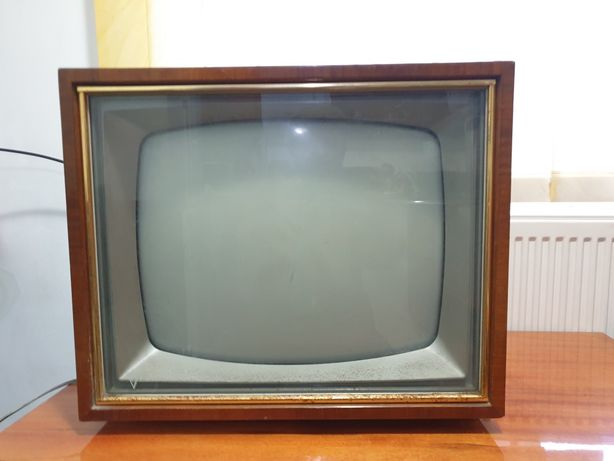 Televizor de colectie romanesc, Electronica, anii 60