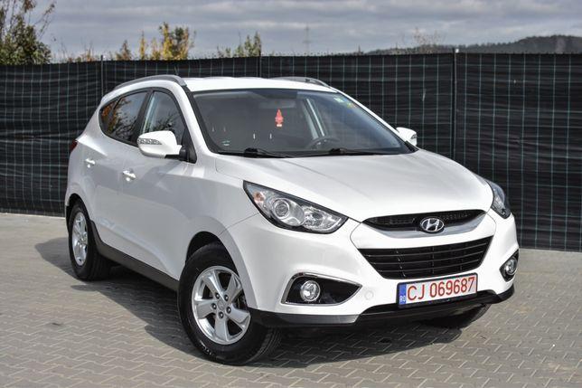Hyundai ix 35 2.0 Crdi 184 Cp—Euro5-2012-4x4-Clima-Jante—