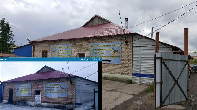 Действующий бизнес Банно-прачечный комплекс Дом Гараж