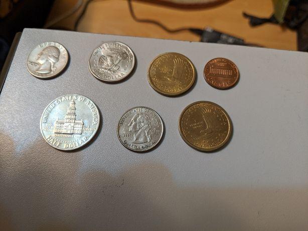 Monede 1 Dolar American Rare