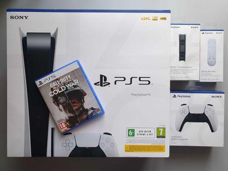 Sony PlayStation 5 с лучшим комплектом!