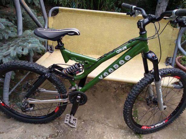 Bicicleta DH  voodoo