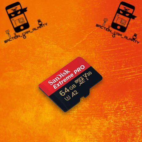 Карта памяти SanDisk Ultra / Extreme / Pro microSD 32/64 GB