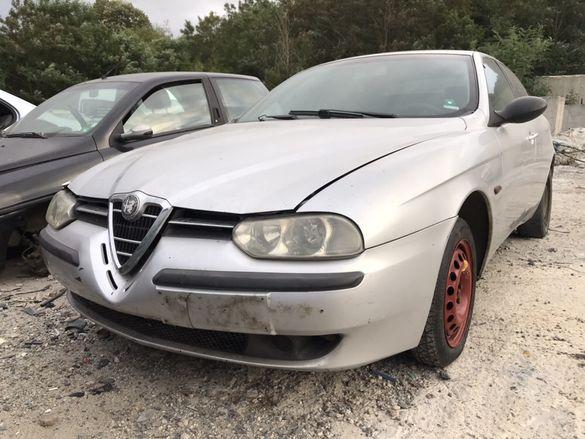Alfa Romeo 156 1.9jtd 120кс 2000г На Части