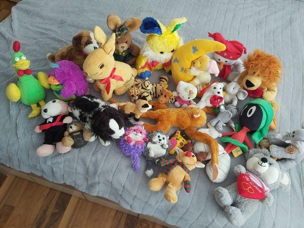 Lot jucării de plus, originale