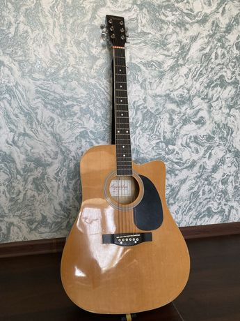 Акустически гитара