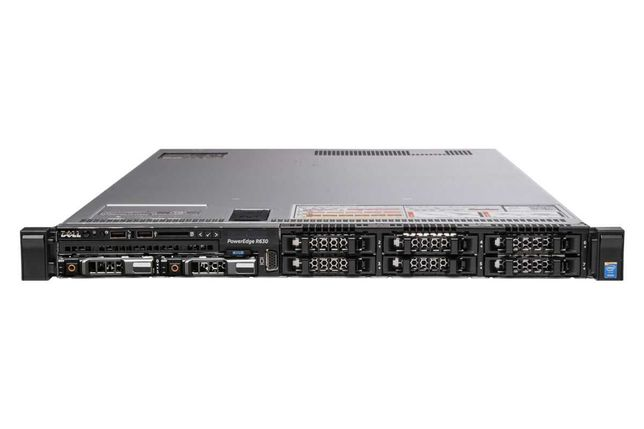 Dell PowerEdge R630. НДС включен. Гарантия 1 год!