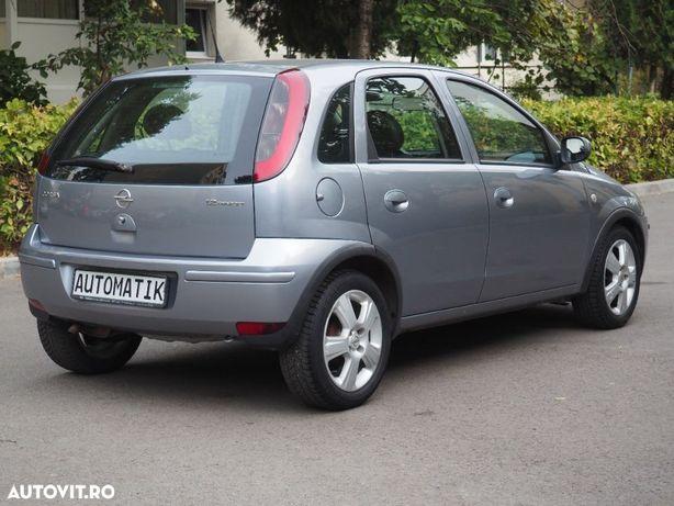 Opel Corsa 2005 / 1,2 / 80 cp / Cutie automata / Twinport / Persoana Fizica