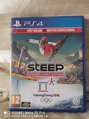 """Joc """"STEEP"""" pt. Playstation 4"""