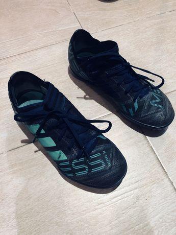 Футбольные бутсы (сороконожки) Adidas детские