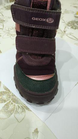 Детские ботинки для девочек