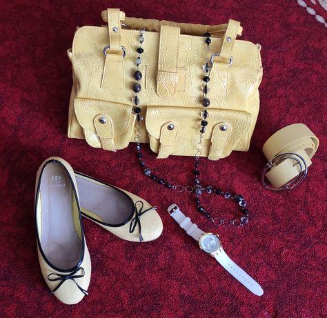 Сет чанта и обувки