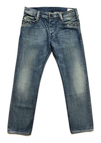 Blugi DIESEL Timmen Jeans Barbati   Marime 34 x 32 (Talie 90 cm)