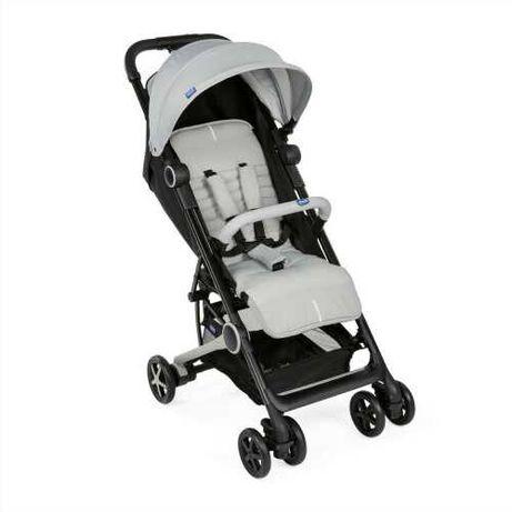 детская коляска chicco miinimo 3 Light Grey