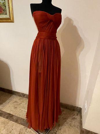 Rochie lunga eleganta MLH Maria Lucia Hohan